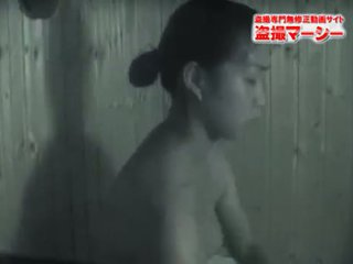 Japan Women Sauna Voyeur 4