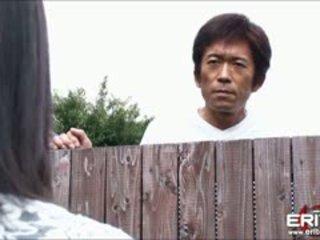 japon, büyük göğüsler, oral seks