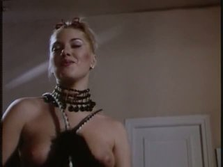 Scene from Sens Interdits 1985 with Marylin Jess: Porn fa