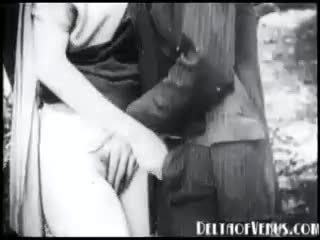 Muito cedo clássicos porno 1915