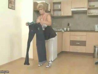 old more, grandma you, more granny