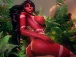 вагінальний секс, поголені, великі цицьки
