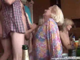Hardcore dojrzała dom orgia