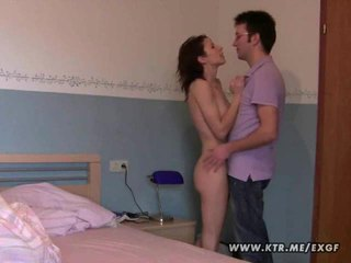 Hot Amateur Angelfriend Sucks And Copulates With Creampie