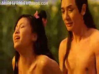 סיני פורנו רך סקס סצנה