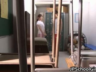 Karštas japoniškas mokinukė seksas video