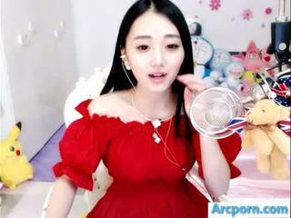 웹캠, 소녀, 중국의