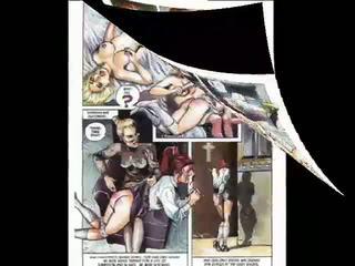קריקטורות, קומיקס