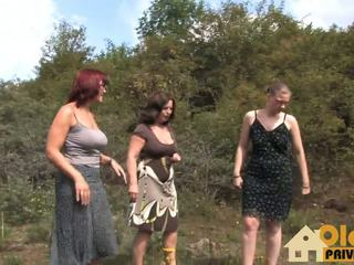Oldie sesso im freien: tedesco hd porno video 50