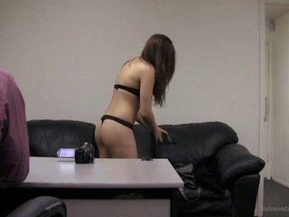 امرأة سمراء, جذاب, الجنس في سن المراهقة