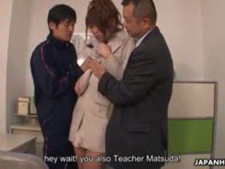 japānas, blowjob, bērns