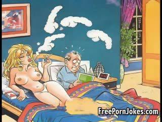 Zábavné porno komické jokes