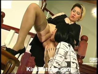hardcore sex, lesbisk sex, lesbisk