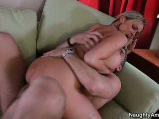 Bigtitted orgazm, abbey brooks