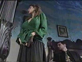 Sexy gaja em clássico porno filme 1