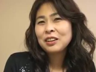 Japonská zralý creampie runa mochizuki 38years: porno e9