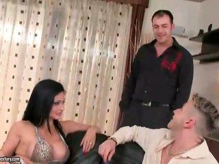 esmer en, eğlence hardcore sex güzel, taze oral seks görmek