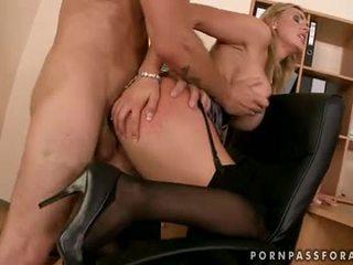 Bawdy sexy boobed tanya tate gets dela boca jizzed justo como ela asked para
