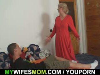 ناضج, الأم, motherinlaw