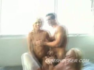 Insane whores group sex party with all holes filled