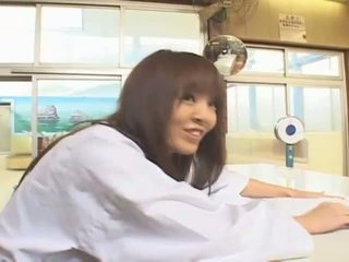 Pieptoasa asiatic hitomi tanaka în public bath