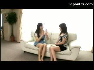 日本, 女同性戀, 亞洲人