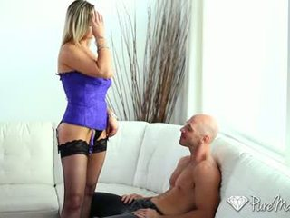 Kaza puremature - nemfomanyak abbey brooks licks deli