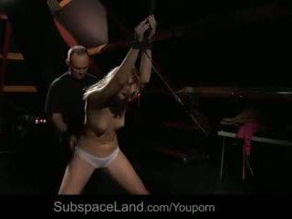 Bata masunurin puta tied waxed greedy pag-arok sa lalim ng lalamunan titi binubutasan video