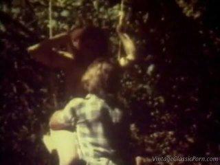 A mīlestība šūpoles retro darbība