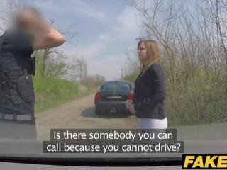 Fake policists viņa loves jāšanās a policists cowgirl
