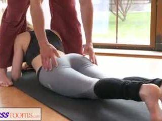 thể dục, lang mạn, yoga pants