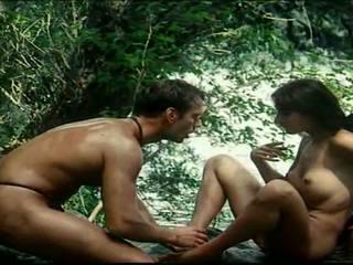 Tarzan meets jane: gratis vintage hd porno vídeo df