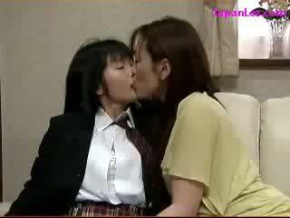 японски, лесбийка, азиатски