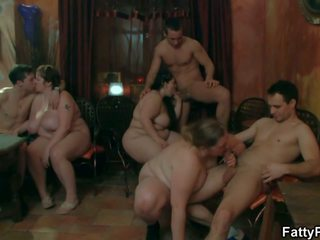 Wild BBW is Banged from Both Sides, Free Porn 7d
