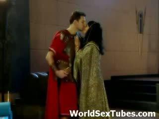 Cleopatra reine de égyptien porno