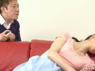 Japán bevállalós anyuka toyed -ban korai reggel