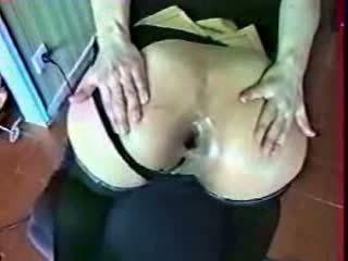 Naughty anal housewife Video