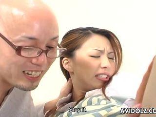 Thai Dolly Tomoe Hinatsu Licks And Mak...