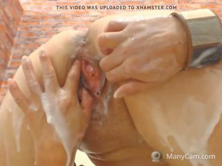 squirting, mastürbasyon, creampie