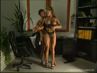 blowjob, office, anal