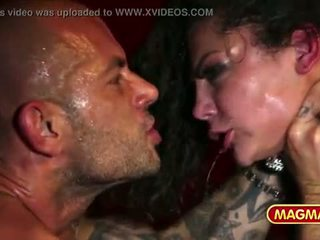 Bonnie Rotten -The American Girl - Roller Girl vs Bad Boy