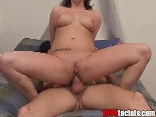 Precious Shlong Engulf And Cum On Tits