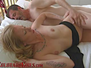Hot Blonde MILF Cums Hard on My Cock, HD Porn c3