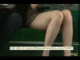 Rio innocent kinesiska flicka är körd på den tåg