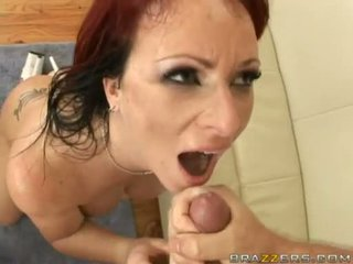 Redhead Milf Kylie Ireland Gets Ass Group Fucked Hard And Takes Juicy Warm Facial