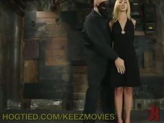 Blonde bondage