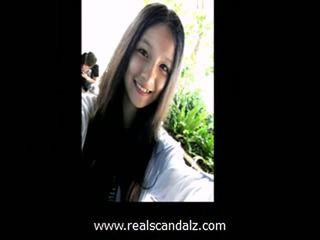 Ładniutka taiwanese student seks leaked