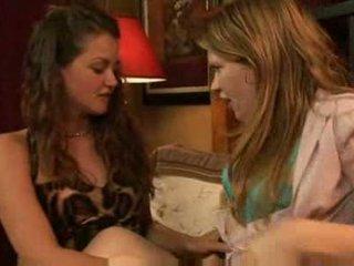 Madison trẻ và allie haze