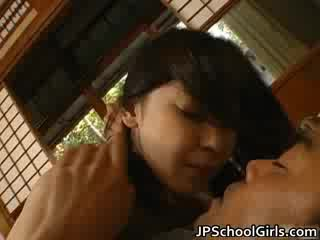 Haru Sakuragi oriental chick has sex