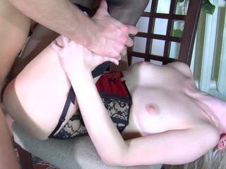 Paulina og rolf - russisk hardcore anal